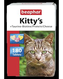 Beaphar Kitty's Cheese Heart vitamiinimaius
