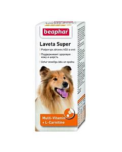 Beaphar Laveta Super Dog vitamiinipreparaat koertele / 50ml