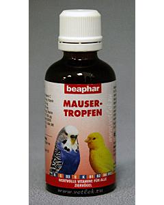 Beaphar vitamiinipreparaat lindudele Mausertropfen