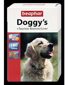Beaphar vitamiinimaiused tauriini ja biotiiniga Doggy's Mix / 180tk