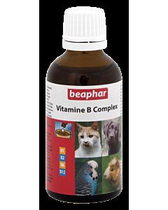 Beaphar B-kompleksi vitamiinipreparaat / 50 ml
