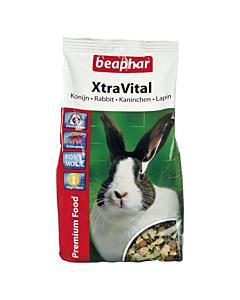 Beaphar XtraVital küülikute kuivtoit / 1kg