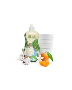 BioMio nõudepesuvahend, mandariin / 450ml