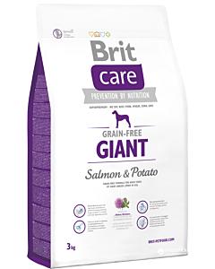 Brit Care Giant Adult Salmon & Potato / 3kg