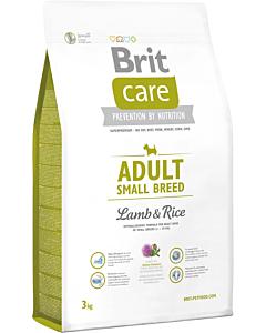 Brit Care koeratoit väikest tõugu koertele lambalihaga / 3kg