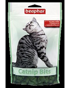 Beaphar Подушечки Catnip Bits с кошачьей мятой для кошек, 150 г