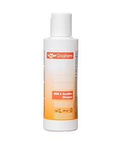 Diafarm shampoon tundliku nahaga loomadele/ 150ml