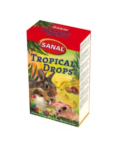 Sanal Tropical Drops närilistele / 45g