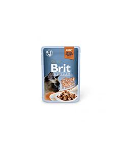 Brit Care Delicate einekotike kassile Kalkuniliha kastmes / 85g