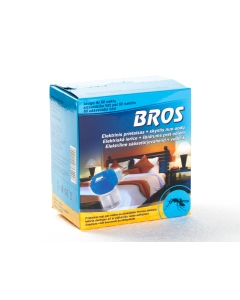 Sääsetõrje fumigaator Bros + vedelik / 60ml