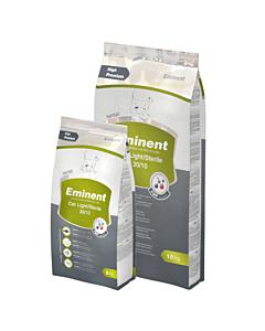 Eminent Cat Light/Sterile 30/10, ülekaalulistele ja kastreeritud kassidele / 2kg