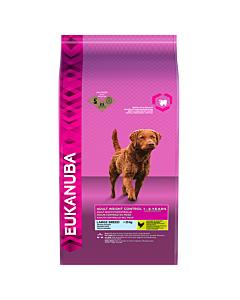 Eukanuba Adult Light Small&Medium Breed облегченный корм для собак мелких и средних пород