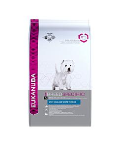 Koeratoit Eukanuba West Highland White Terrier / 2,5kg