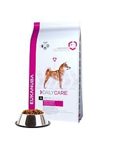 Eukanuba - DailyCare Sensitive Digestion - корм для собак с чувствительным желудком