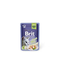 Brit Care Delicate einekotike kassile Forellifilee tarrendis / 85g