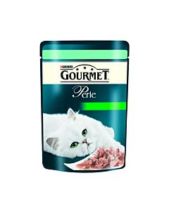 Gourmet Perle kassitoit forelli ja spinatiga / 24x85g