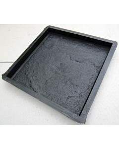 Plastvorm Plaat Graniit / 25x25x2,5cm