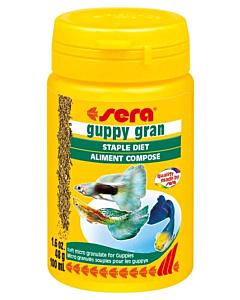 Guppy Gran täissööt gupidele / 100ml