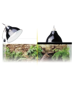Valgusti halogeenlampidele Exo Terra Halogen Glow Light 21 cm