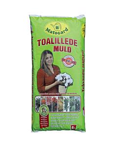 Toalillede muld Matogard / happeline / 6l