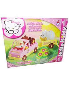 Hello Kitty klotsikonstruktor mini Safari