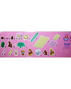 Hello Kitty klotsikonstruktor Safari