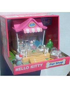 Hello Kitty Mini Pet Shop