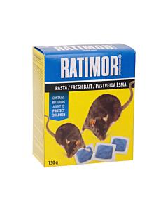 Hiire- ja rotimürk Ratimor (suhkruga pasta karbis) / 150g