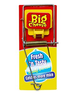 Hiirelõks söödaga Big Cheese