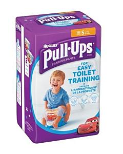 Huggies püksmähkmed Pull Ups Boys S 8-15kg / 16tk  / LM