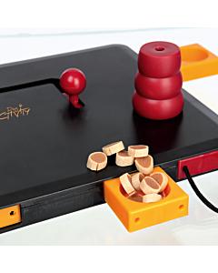 DogActivity Развивающая игра для собак 'Flip Board' Level-2