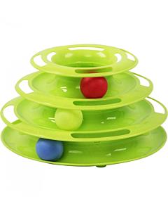 Летающая тарелка для собаки / различные цвета
