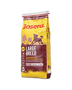 Josera Large Breed koeratoit aktiivsetele, suurtele ja keskmistele tõugudele / 15kg