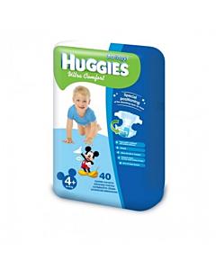Huggies mähkmed Ultra Comfort Jumbo 4+ Boy / 10-16kg / 40tk / LM
