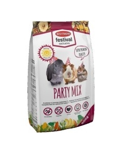 Best Friend küüliku/näriliste  täissööt Festival Exclusive Party mix / 900g