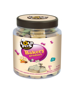 LOLO Pets küpsiste valik koertele Mix S / 210g