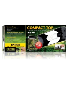 Terraariumi kaas-valgusti Exo Terra Compact Top / 30cm