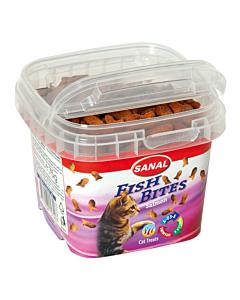 Maius kassidele Sanal Fish Bites kalamaitselised / 75g