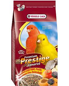 Versele-Laga lindude täissööt Prestige Premium Canaries  / 1kg