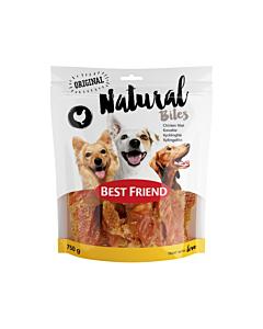 Best Friend koera maius Natural Bites kanafilee ribad / 750g