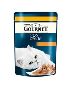 Gourmet Perle kassitoit kanaga / 24x85g