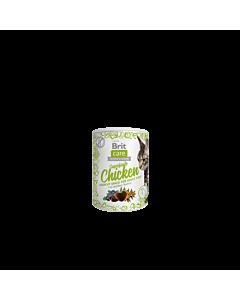 Brit Care Cat Snack Super Fr Chicken / 100g