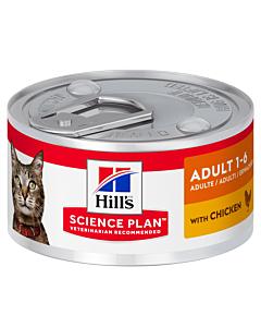 Hill's Science Plan kassikonserv kanaga / 82g