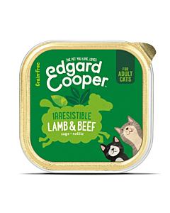 Edgard Cooper kassikonserv lamba- ja veiselihaga / 85g