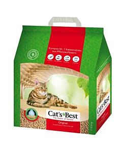 Paakuv ja bioloogiliselt lagundatav kassiliiv Cat's Best Original / 20l ehk 8,60kg