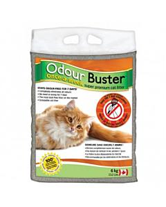 Paakuv kassiliiv Odour Buster  / 6kg