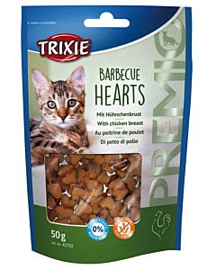Kassimaius Premio Barbecue Hearts, kana / 50g