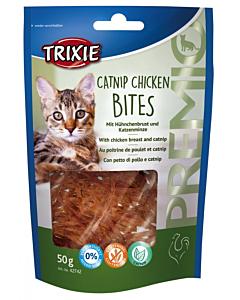 Kassimaius Premio Catnip Chicken Bites / 50g