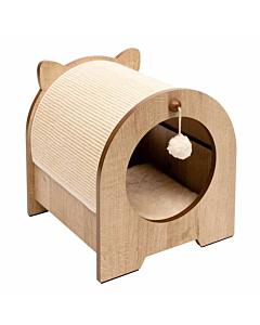 Kassimaja Catit Vesper Minou Bench Scratcher / 36x36.5x40.5cm