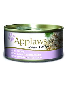 Applaws konserv kassipojale sardiiniga / 70g
